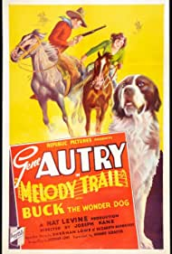 Gene Autry and Buck in Melody Trail (1935)