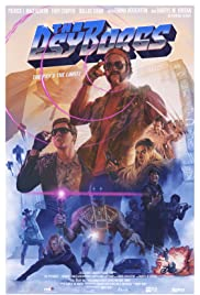 The PsyBorgs Poster