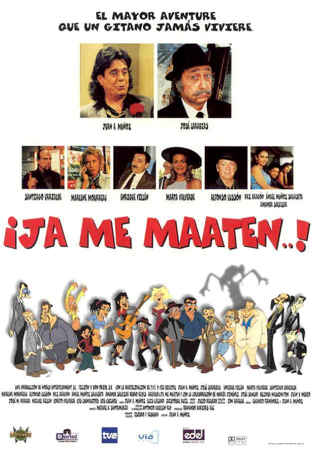 ¡Ja me maaten...! (2000)