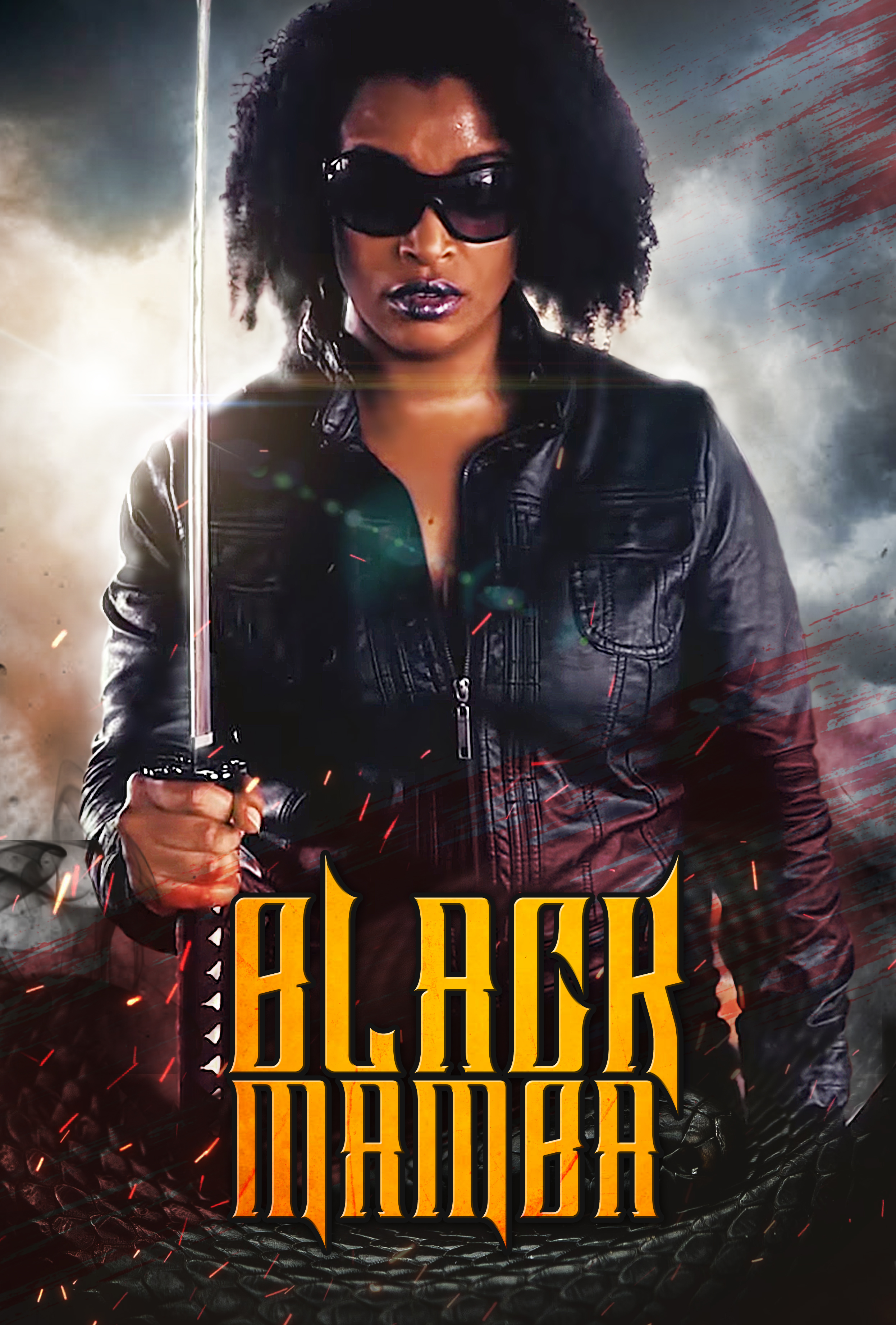 Angela D. Williams in Black Mamba (2019)