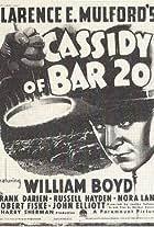 Cassidy of Bar 20