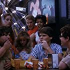 Corinne Bohrer, Leif Green, Jim Greenleaf, and Scott McGinnis in Joysticks (1983)