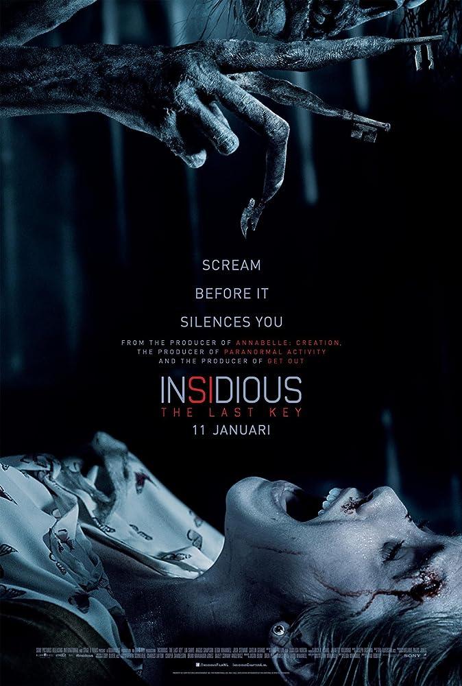 Insidious: The Last Key (2018) Hindi Dubbed