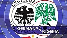 Alemania vs. Nigeria
