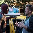 Ryan Reynolds and David Leitch in Deadpool 2 (2018)