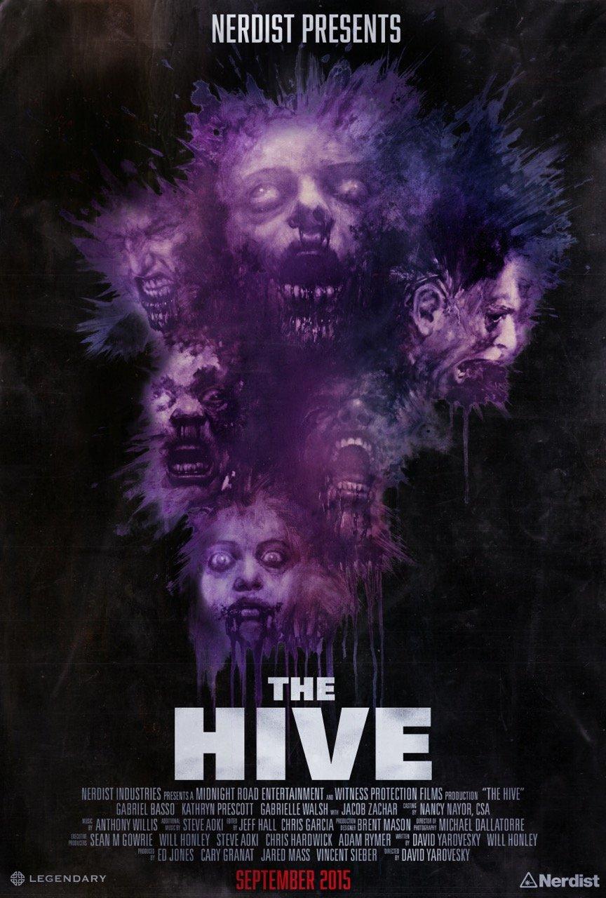 The Hive 2015 Imdb