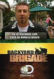 Backyard Brigade Poster