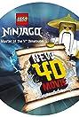 Lego Ninjago: Master of the 4th Dimension (2018) Poster