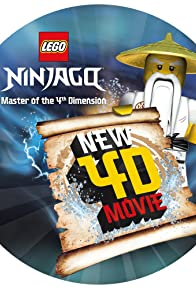 Primary photo for Lego Ninjago: Master of the 4th Dimension