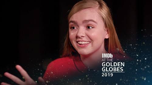 Elsie Fisher on Scoring Her First Golden Globe Nomination