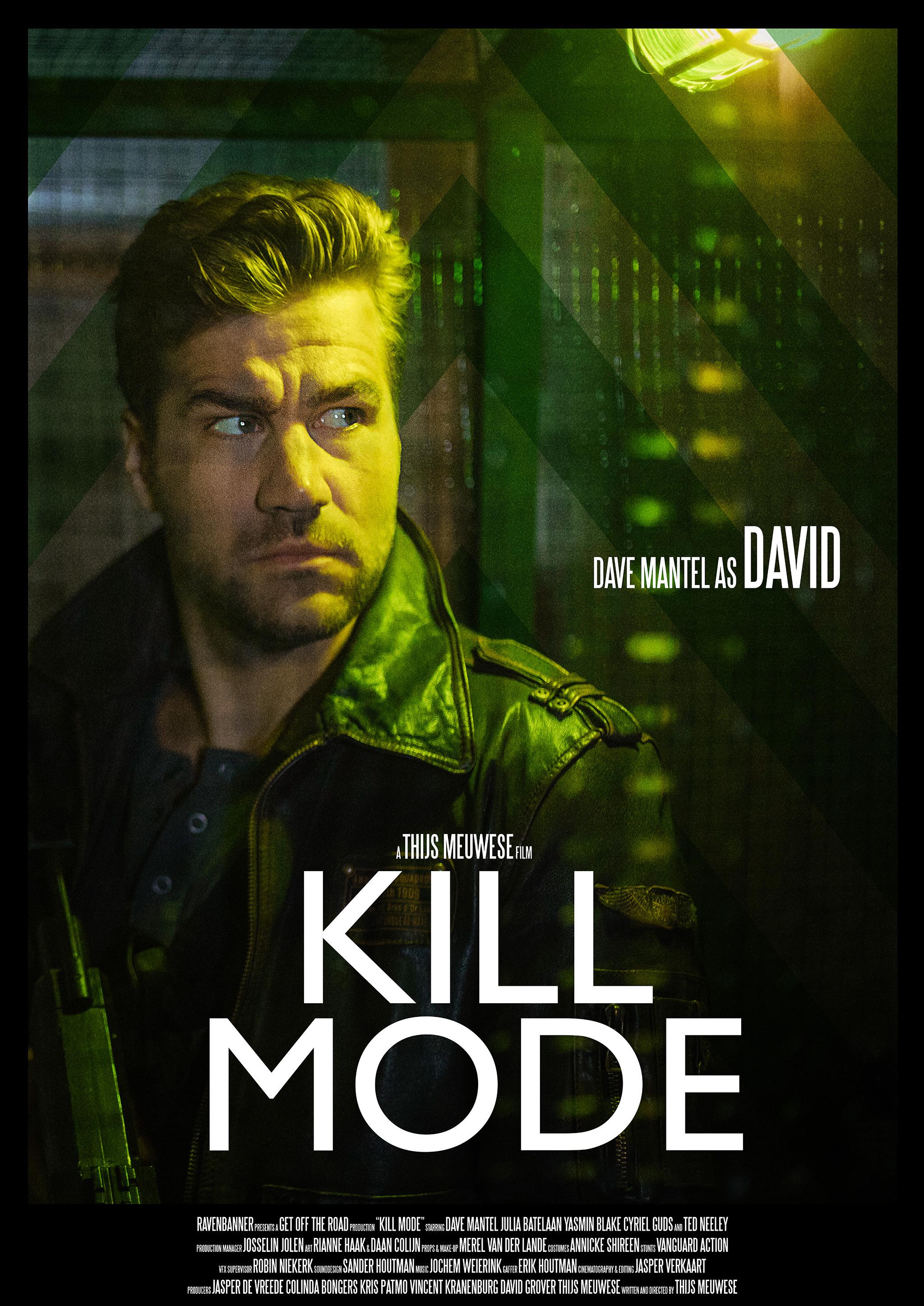 Dave Mantel in Kill Mode (2020)