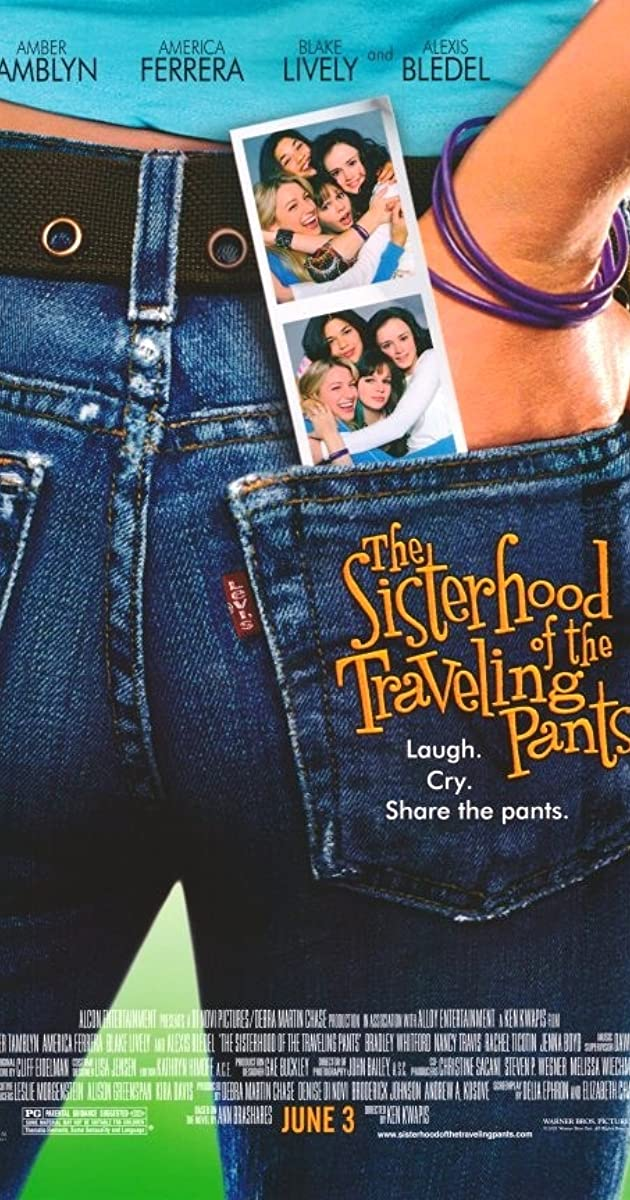 the sisterhood of the traveling pants 2005 imdb