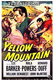 The Yellow Mountain (1954) 720p