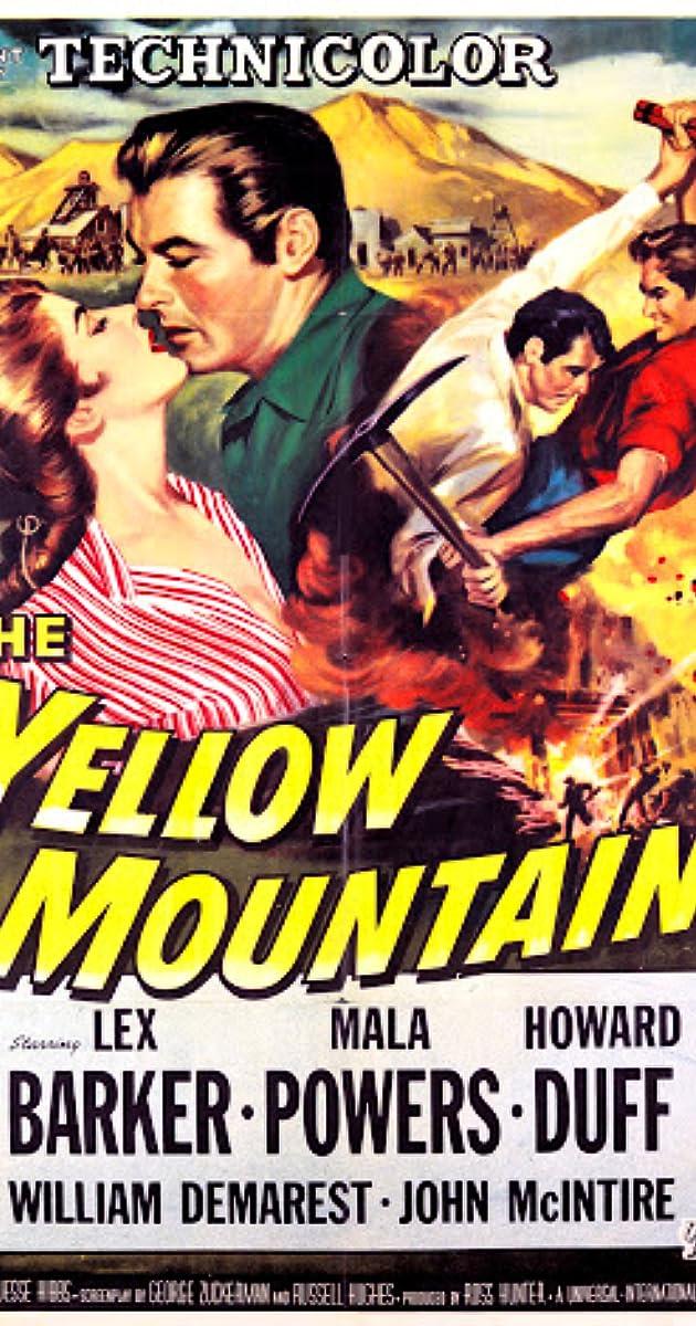 The Yellow Mountain (1954) Subtitles
