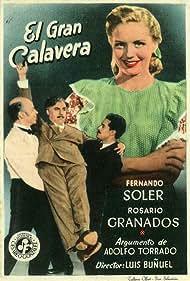 El gran calavera (1949) Poster - Movie Forum, Cast, Reviews