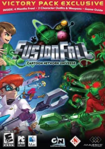 FusionFall movie download in hd