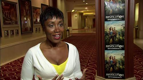 Revolution: LA Screening Interview 1