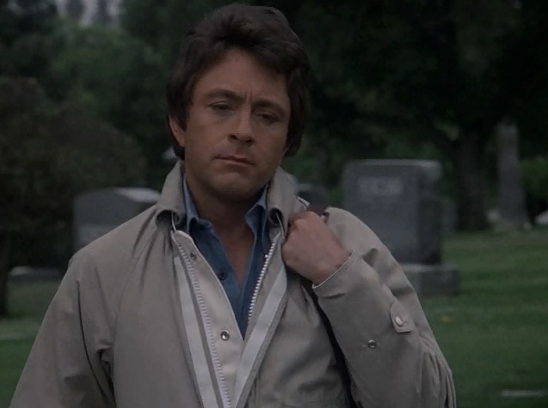 Bill Bixby in The Incredible Hulk (1977)