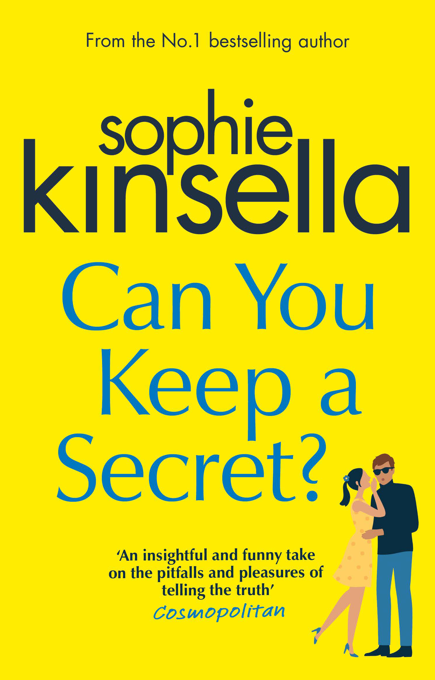 Can You Keep aSecret