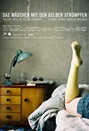 The Girl with the Yellow Stockings Poster