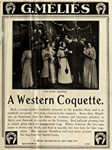 HD downloadable movies A Western Coquette by [UltraHD]