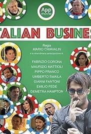 Italian Business Poster