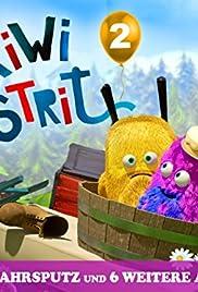 Kiwi og Strit Poster
