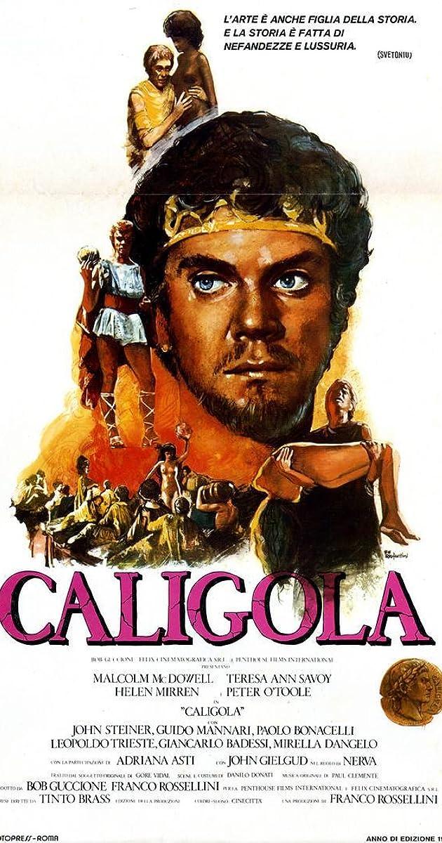 Movie Poster Caligula 1979