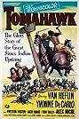 Tomahawk (1951) Poster