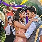Mahesh Babu and Rakul Preet Singh in Spyder (2017)