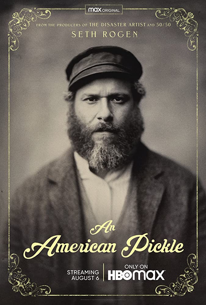 Poster film An American Pickle (2020).