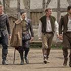 Jason Flemyng, Steven Waddington, Burn Gorman, and Ben Starr in Jamestown (2017)