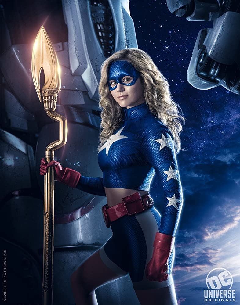 DC's Stargirl (Season 1) Hindi Dubbed E01-08 720p WEB-DL 400MB Free Download