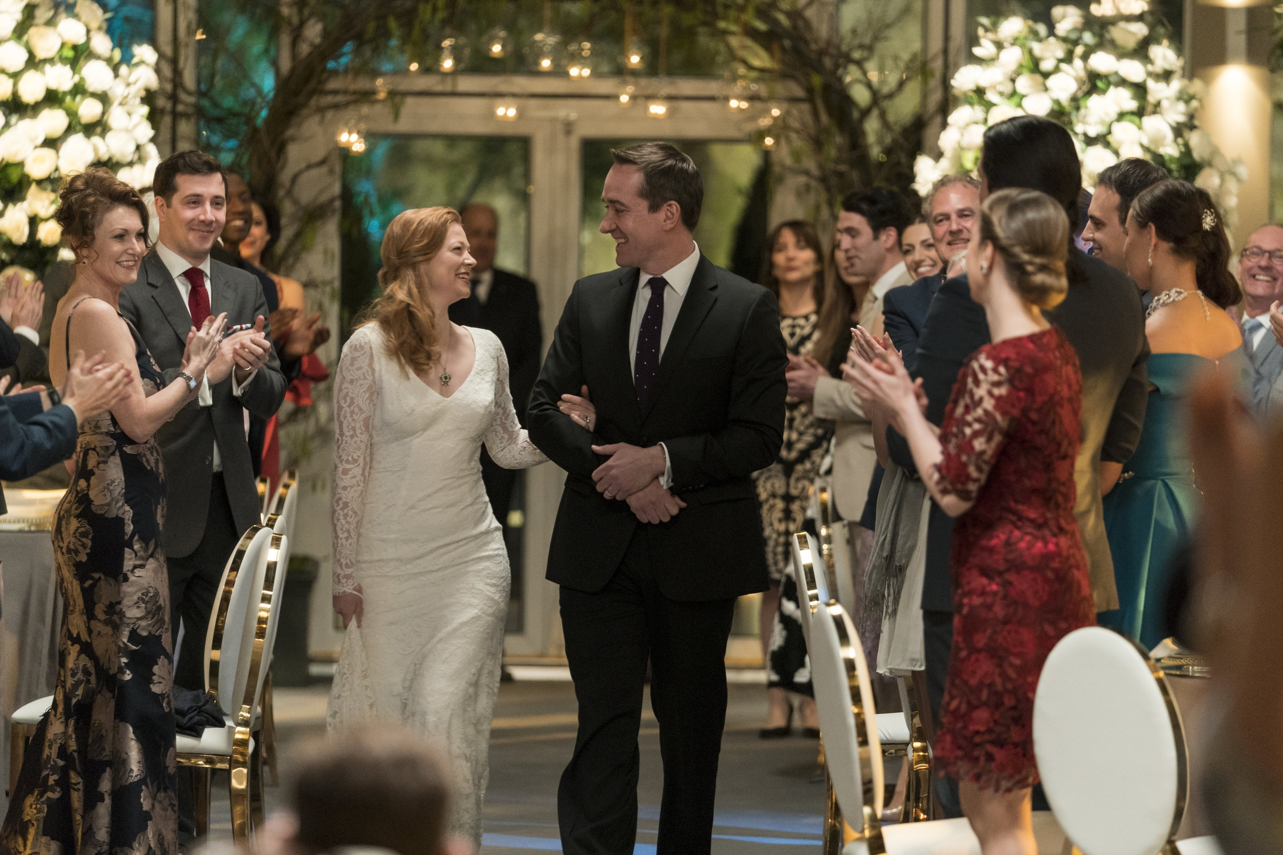 the bridal party fitzgerald summary