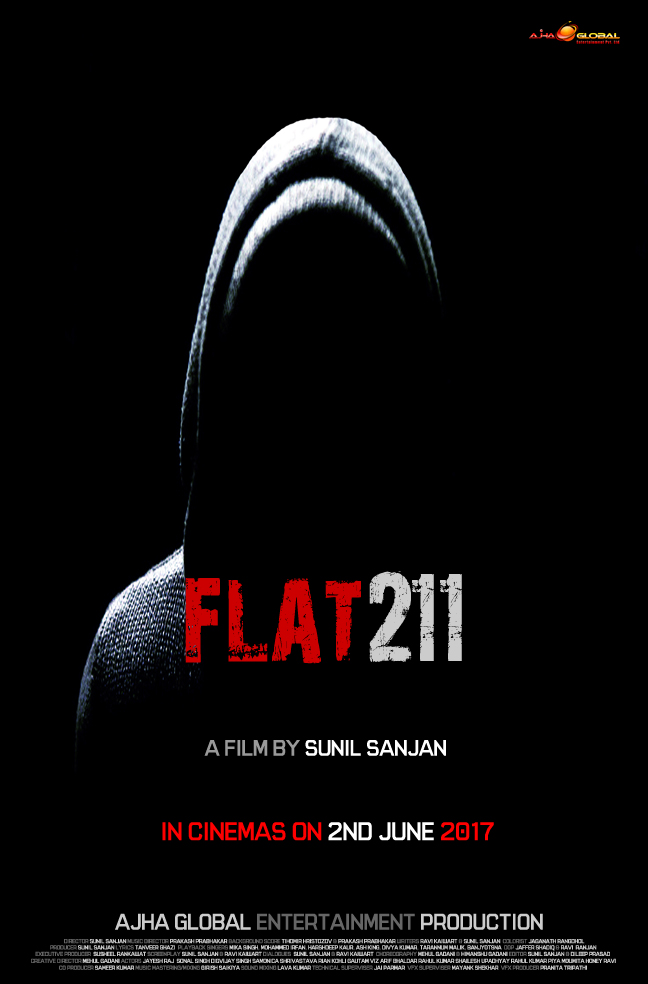 Flat 211 (2017) Hindi Movie 300MB HDRip ESub Download