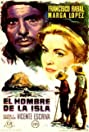 El hombre de la isla (1960) Poster