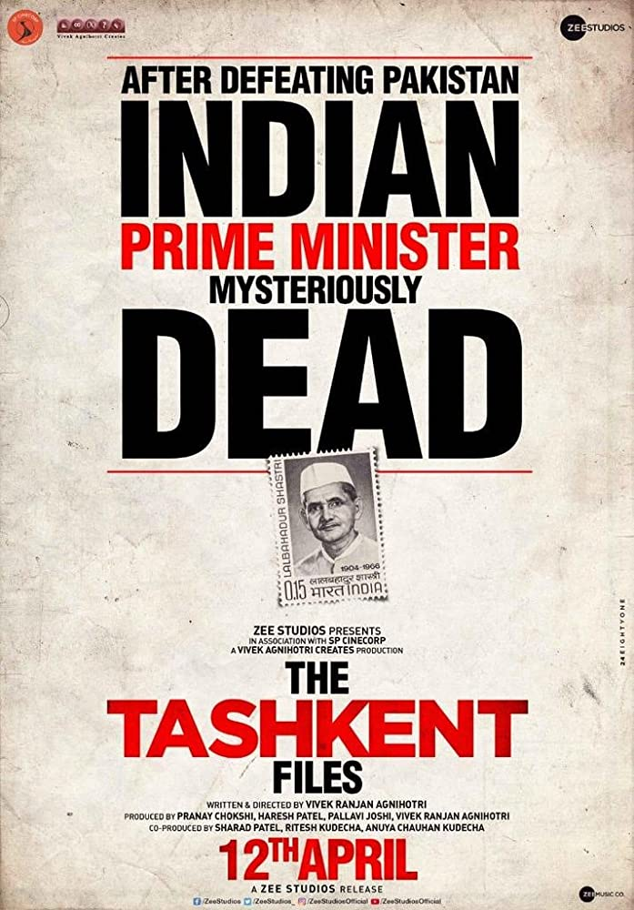 The Tashkent Files 2019 Hindi WEB_HD 720p x264 AAC ESub