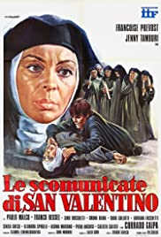 The Sinful Nuns of Saint Valentine(1974) Poster - Movie Forum, Cast, Reviews