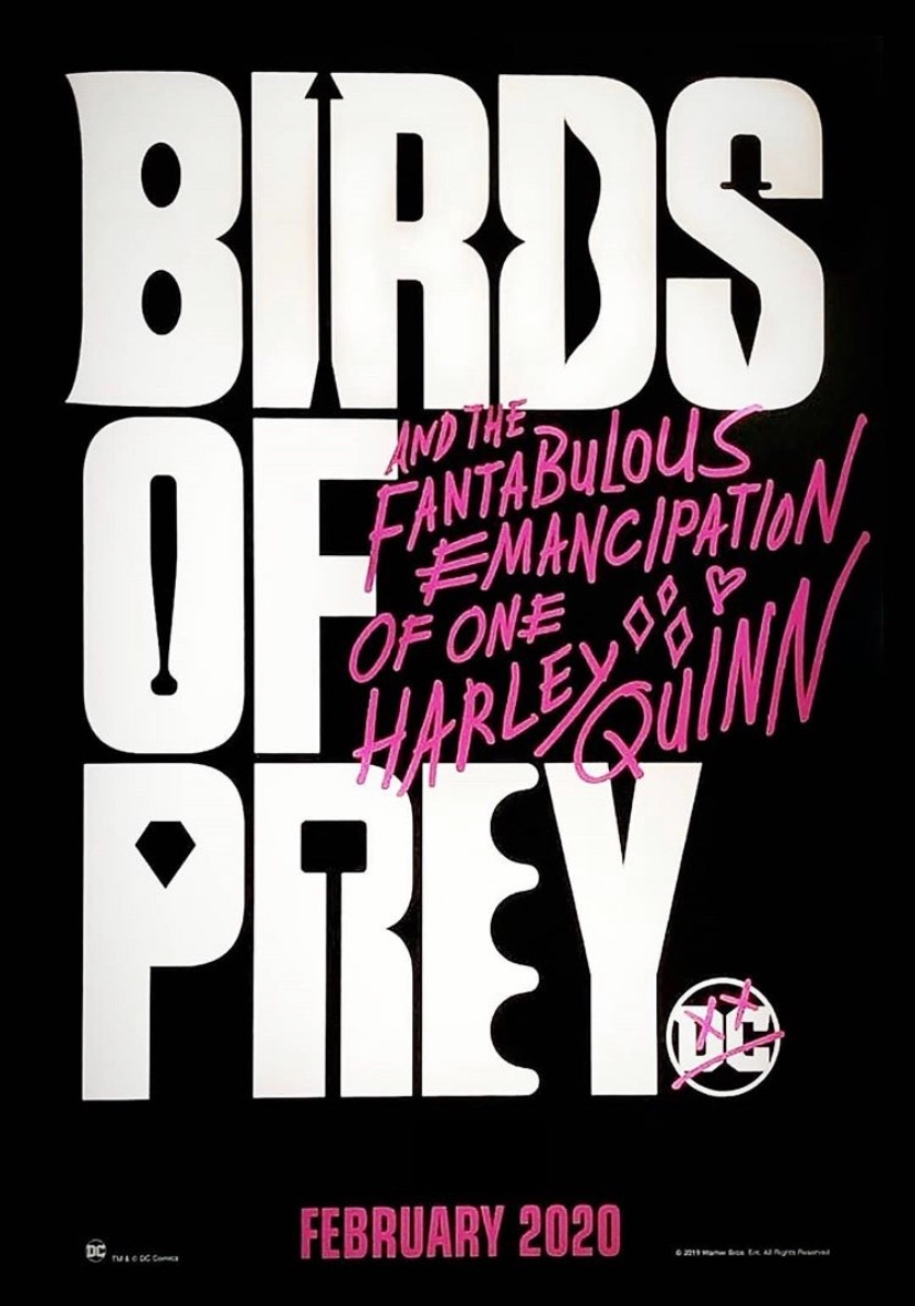 Birds of Prey (And the Fantabulous Emancipation of One