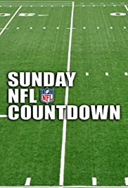 Sunday NFL Countdown Poster