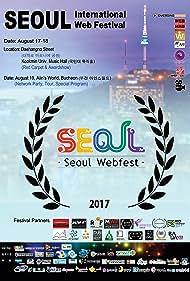 Young Man Kang, Won Cheol Jeong, Tae Sung Hwang, and Lee Sang-woo in Seoul Webfest Award Show 3rd Edition (2017)