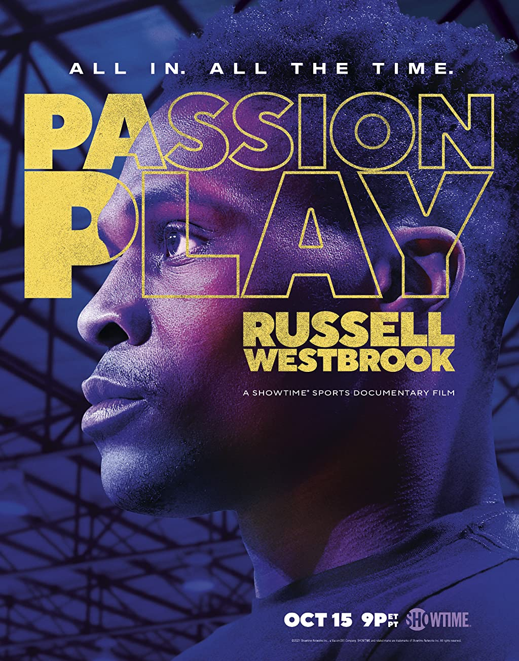 Poster Passion Play: Russell Westbrook