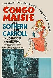 Congo Maisie(1940) Poster - Movie Forum, Cast, Reviews