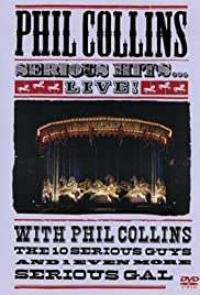 Seriously... Phil Collins Poster