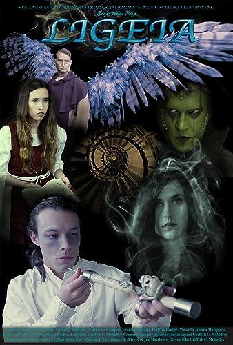 Edgar Allen Poe\'s Ligeia