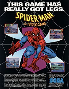 The Spider-Man: The Video Game