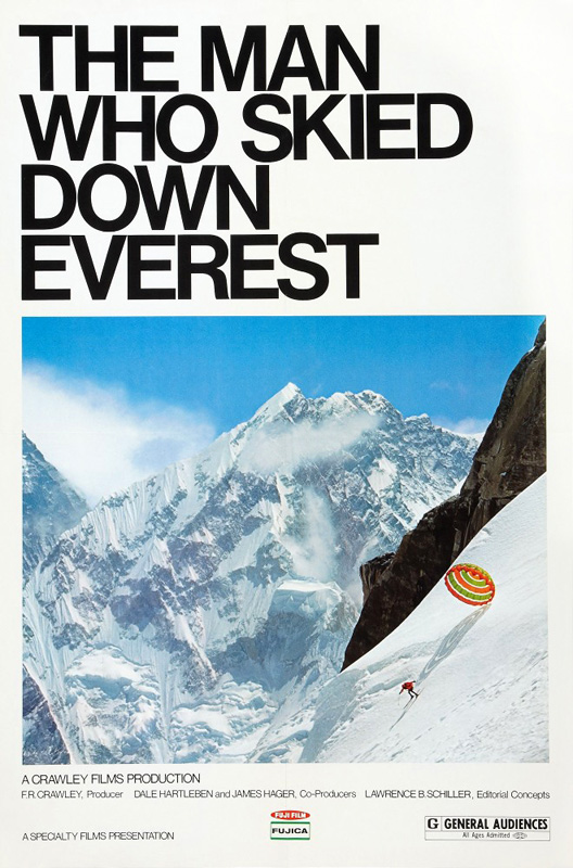 The Man Who Skied Down Everest (1975)