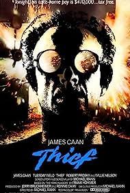 Thief (1981) Poster - Movie Forum, Cast, Reviews
