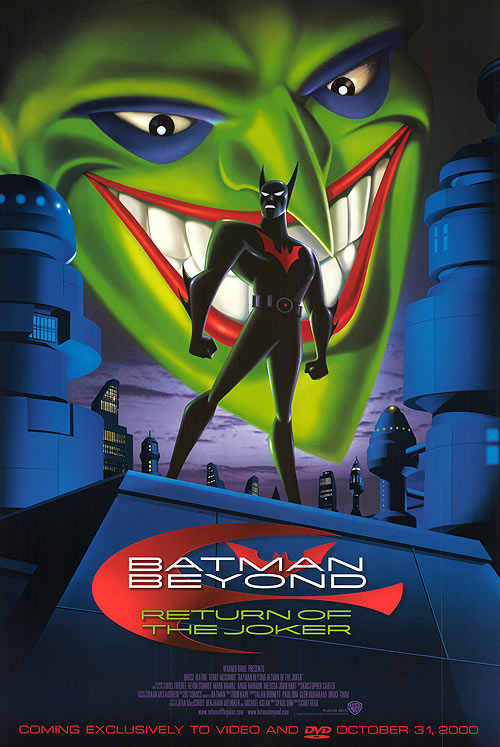 ATEITIES BETMENAS: DŽOKERIO SUGRĮŽIMAS (2000) / Batman Beyond: Return of the Joker