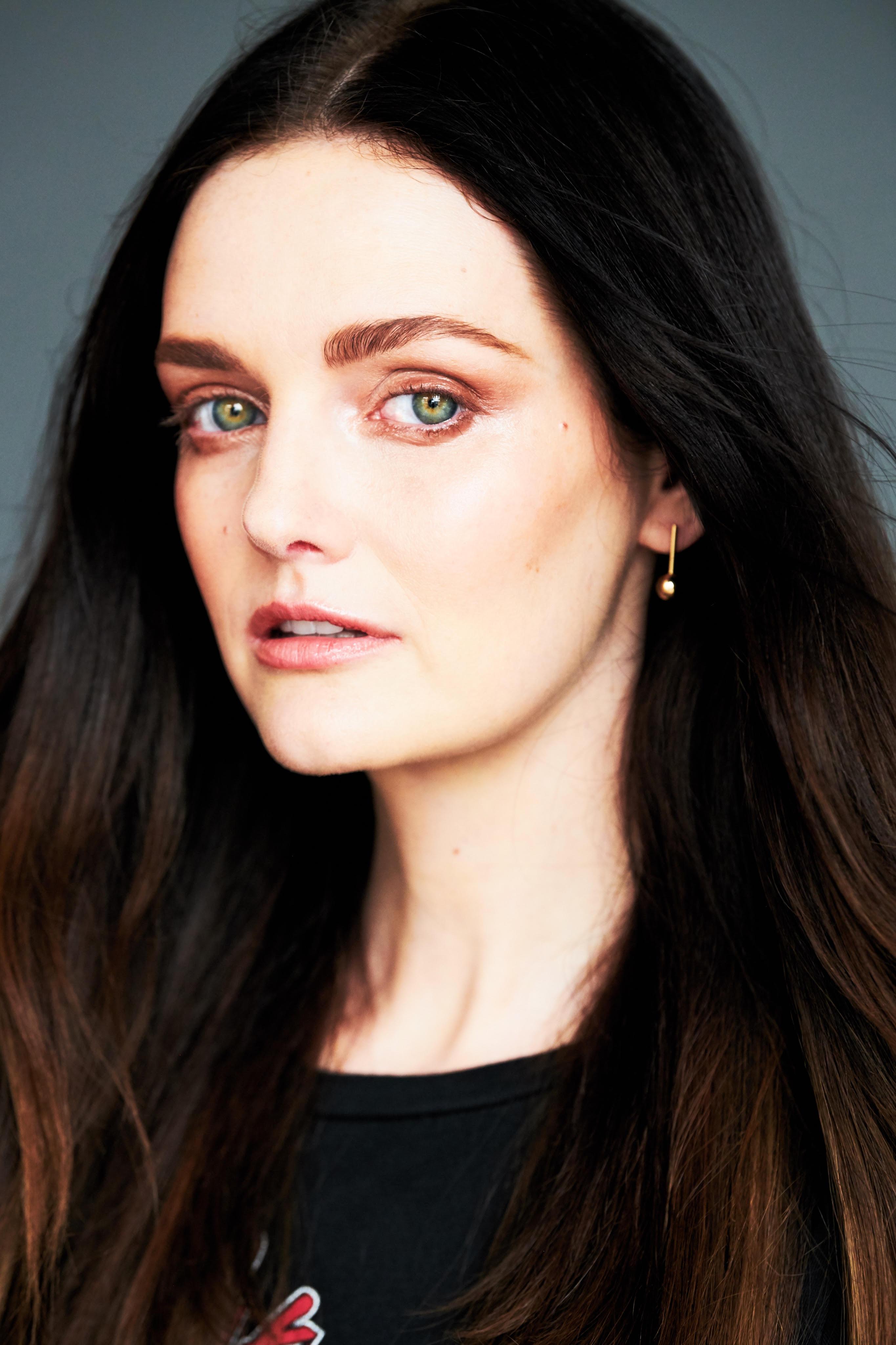 Lydia Hearst jeff goldblum